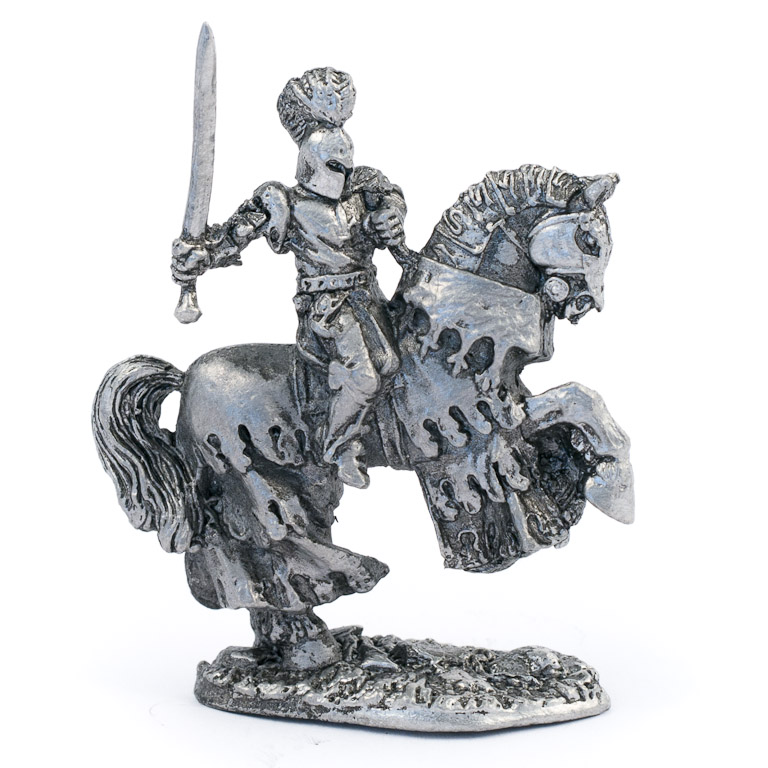 Rytíři na koni malý
